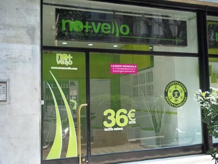Nomasvello leader in fotodepilazione a luce pulsata for Porta venezia metro